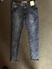 Ladies Girls Primark Denim Co Skinny Jeans Size 10 Bnwt