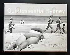 Quintessential SYDNEY by Gerry North - The Real Hardback Photography Book SIGNED