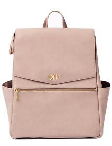 Freshly Picked Diaper Bag / Backpack- Blush Color