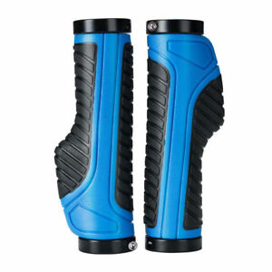ROCKBROS Bicycle Rubber Cycling Grips MTB Handlebar Lock-on Fixed Gear Grips