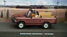 JAMES BOND CAR COLLECTION - RANGE ROVER ( LONG CASE )  - OCTOPUSSY - No 099