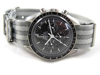 ULTIMATE DENSE TWILL™ NATO® WATCH STRAP FOR OMEGA SPEEDMASTER MOON WATCH 20mm