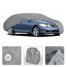 Car Cover for Lexus LS Outdoor Breathable Sun Dust Proof Auto Protection