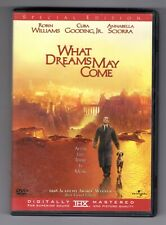 """""""What Dreams May Come"""" Dvd. Combined Shipping On Multiple Items."""