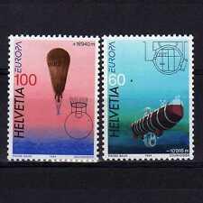 SUISSE SWITZERLAND Yvert  n° 1453/1454 neuf sans charnière MNH