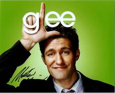MATTHEW MORRISON Signed Autographed GLEE 8X10 Photo A