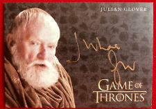 GAME OF THRONES - JULIAN GLOVER as Grand Maester Pycelle - AUTOGRAPH Card - 2017