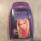 Top Trumps - Buffy The Vampire Slayer. Free 1st class p&p