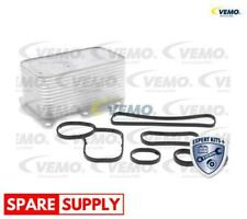 OIL COOLER, ENGINE OIL FOR NISSAN OPEL RENAULT VEMO V46-60-0012