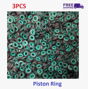 YONGHENG PCP Air Compressor High Pressure Pump Piston Ring 3PCS 300BAR 4500PSI