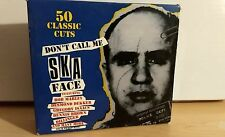 DON'T CALL ME SKA FACE - 50 CLASSIC CUTS - 3XCD BOX SET - FREE SHIPPING!!!