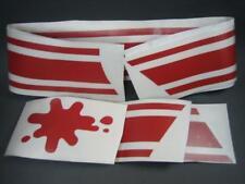 Ensemble de stickers rouge LAMBRETTA GP / dl