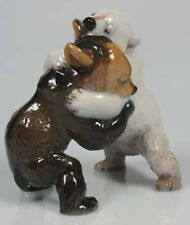 Bär Bären figur porzellanfigur eschenbach K72 tierfigur perfekt porzellan
