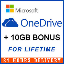 OneDrive +10GB Referral Bonus Lifetime Space Personal Account OneDrive Upgrade