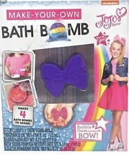 JoJo Siwa Make Your Own Bath Bomb Kit Bubble Gum Scented 9870 Party Favors