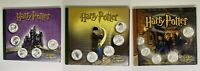 Harry Potter Reelcoinz Collector Board Royal Canadian Mint Token Sets
