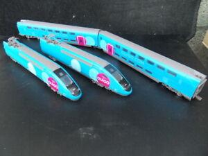 Jouet toys TGV ouigo SNCF  HO 1/87 - JOUEF reseau train locomotive