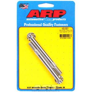 ARP Starter Bolt 430-3501; 12-point Long for Chevy SBC, BBC