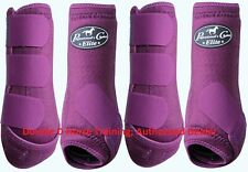 Professional's Choice VenTECH SMB Elite Value Pack Boots Wine M Prof Pro