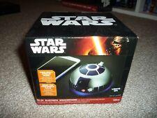 Star Wars R2-D2 Bluetooth Speaker Lights Up Speaker phone NEW