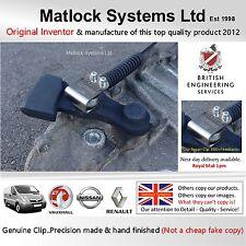 Vauxhall Vivaro-Renault Trafic-Nissan Primastar-Gear Linkage Cable Repair System