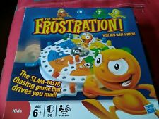 Frustration Board Game, With Slam-O-Matic, 100% Complete.
