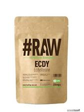 #RAW ECDY Ecdysterone (120 x 250mg Caps)