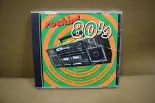 """ROCKIN' 80'S """"VARIOUS"""" CD/ C (PT476)"""