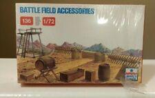 ESCI ERTL Battle Field Accessories 1/72 (#216)