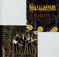 THE HELLECASTERS  Hell III - new axes to grind JORGENSON RAY DONAHUE