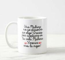 Gift for Madrina Coffee mug 11oz Personalized Gift