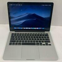 "13"" Apple Macbook Pro Early 2015 i5 16GB RAM 256GB SSD OSX Mojave"