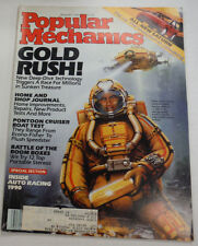 Popular Mechanics Magazine Gold Rush Saturn January 1990 052715R
