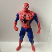 "SPIDER-MAN 12"" INCH MARVEL comics ACTION FIGURE 1990s RARE KNOCK-OFF BOOTLEG"