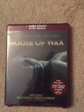 "House of Wax HD DVD ""RARE"" New"
