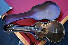 Vintage 1918 'The Gibson' 6-String Acoustic Guitar, Model L1, with Original Case