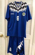 CHINA jersey soccer size xl 中国男足 1996 亚洲杯 6号 范志毅