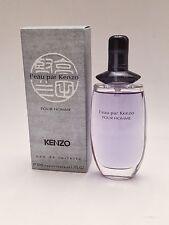 Kenzo L'eau Par Pour Homme Eau De Toilette Spray 1.7oz/50ml NIB Sealed