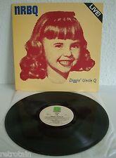 NRBQ   Diggin' Uncle Q - Live   Rounder 3109   Near Mint   Vinyl