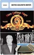 FICHE CINEMA : METRO-GOLDWYN-MAYER (M.G.M.) - USA (Studio/Cie) Loew,Schenk,Mayer