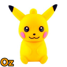 Pikachu USB Stick, 32GB Quality 3D Cartoon USB Flash Drives USB disk WeirdLand