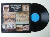 The World Of Mechanical Organs Vinyl LP Decca SPA 115  Fairground Organs
