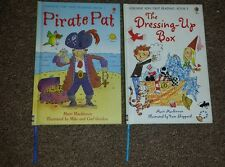 Usborne Very First Reading 2 books - 1 & 2 Vgc Rrp £9.98