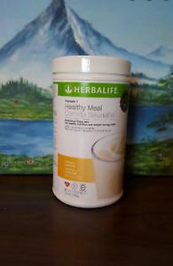 Herbalife NEW FLAVOR Healthy Meal Nutritional Shake Mix - Banana Caramel 26.4oz