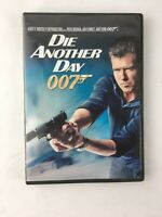 Die Another Day DVD 2008 Widescreen James Bond Pierce Brosnan FAST FREE SHIPPING