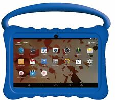 "BTC Flame Kid Proof A33 UK 7"" Tablet PC Quad Core Android KitKat - Blue"