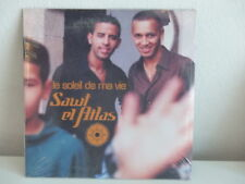 CD SINGLE SAWT EL ATLAS Le soleil de ma vie SMA669739-1