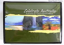 2012 CELEBRATE AUSTRALIA FIVE COIN Complete Set in Album