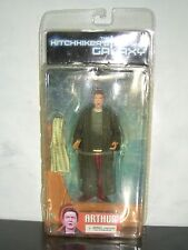 NECA HITCHHIKER'S GUIDE TO THE GALAXY MOVIE ARTHUR FIGURE MOC