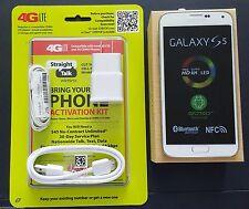 Samsung Galaxy S5 SMG900V White Verizon Unlocked Verizon Straight Talk 4G LTE